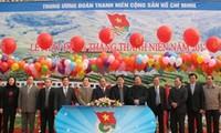 Der vietnamesische Jugendverband startet den Jugendmonat