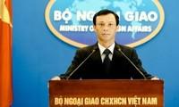Vietnam kritisiert die Arbeit Chinas auf der vietnamesischen Paracel-Insel