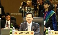 Premierminister Nguyen Tan Dung hält eine Rede beim Atomsicherheitsgipfel