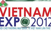 "Eröffnung der internationalen Messe ""Vietnam Expo 2012"""