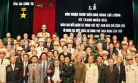 """Staatspräsident verleiht Titel  """"Held der bewaffneten Volksstreitskräfte"""""""