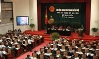 Parlamementspräsident: Hanoi soll die Arbeit des Volksrates verbessern