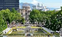 Hiroshima: Japan gedenkt des Atombombenabwurfs vor 67 Jahren