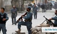 Nato vereitelt die Terror-Anschläge in Kabul