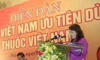 Seminar: Vietnamesen bevorzugen vietnamesische Medikamente