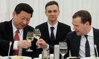 Russlandbesuch von Xi Jinping wird von China und Russland positiv bewertet