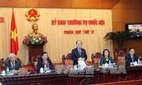 Verfassungsänderung steht im Mittelpunkt der Tagung des Parlamentsausschusses