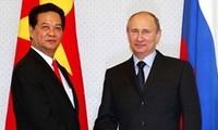 Premierminister Nguyen Tan Dung beendet seinen Besuchen in Russland und Weißrussland