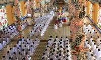 Da Nang: Gipfel der Kirchen und Organisationen des Caodaismus