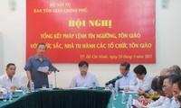 Die vietnamesische Regierung garantiert die Religionsfreiheit