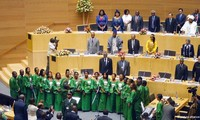 Die afrikanische Union begeht den 50. Gründungstag