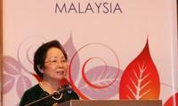 Vize-Staatspräsidentin Nguyen Thi Doan auf dem Weltfrauengipfel