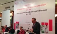Die Schweiz erhöht ihre Entwicklungshilfe für Vietnam bis 2016