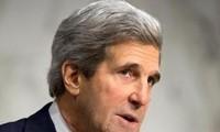 US-Außenminister John Kerry startet seine Dienstreise in Asien