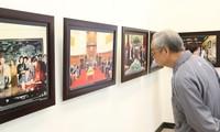 Fotoausstellung zwischen Vietnam und Großbritannien: von der Vergangenheit bis Zukunft