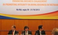 Die Transparenz in der Geschäftsarbeit in Vietnam fördern