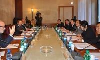 Vietnam tauscht Erfahrungen mit italienischem Rechnungshof aus