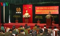 Der Tag der vietnamesischen Gesetze starten