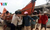 Zentralvietnam wappnet sich für Super-Taifun Haiyan