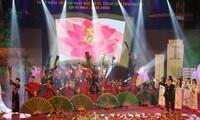 50. Jahrestag des Besuchs von  Präsident Ho Chi Minh in Thai Nguyen