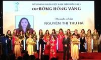 100 herausragende vietnamesische Unternehmerinnen ehren