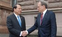 Vietnam und Schweden verstärken die Kooperation in allen Bereichen