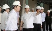 Bauzeit für Parlamentsgebäude garantieren