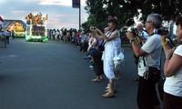 Anzahl der Touristen in Hue ist gestiegen