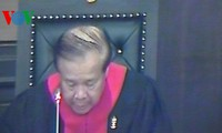 Thailands Regierungschefin wird abgesetzt