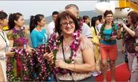 Anzahl der Touristen in Vietnam weiterhin steigend