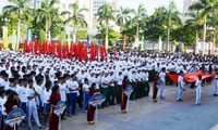 Mehr als 2300 Sportler beteiligen sich am vietnamesischen Olympischen Tag