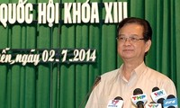 Premierminister: Vietnam wird sich einer Drohung, Abhängigkeit und Aufdrängen nicht beugen