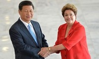 Brasilien und China unterzeichnen 56 Dokumente für Zusammenarbeit