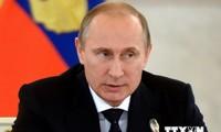 Putin: Der Flugzeugabsturz in der Ukraine darf nicht für politische Ziele missgebraucht werden