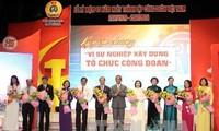 Ho Chi Minh Stadt feiert den 85. Gründungstag der vietnamesischen Gewerkschaft