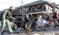 Drei Tote bei Bombenanschlag in Thailand