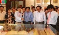 Ausstellung über die Hoang Sa und Truong Sa-Inselgruppe: historische und gesetzliche Beweise