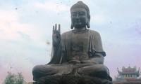 Die größte Buddha-Statue aus Bronze in Südostasien eingeweiht