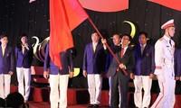 Vietnamesische Mannschaft beteiligt sich an ASIAD 17 in Südkorea