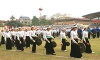 Das Musikinstrument Gong im Leben der Muong