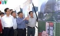 Premierminister beteiligt sich an Einweihung der Autobahn Noi Bai-Lao Cai