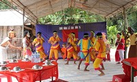 Khmer-Volksgruppe feiert Sene Dolta Festival