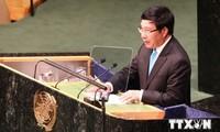 Vietnam vereinbart für einen globalen Klimavertrag