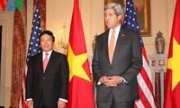 Vize-Premierminister Pham Binh Minh zu Gast in den USA