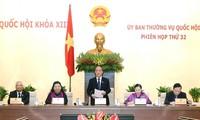 Ständiger Parlamentsausschuss tagt über die Vorbereitung der kommenden Parlamentssitzung