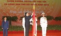 Feier zum 60. Befreiungstag der Hauptstadt Hanoi