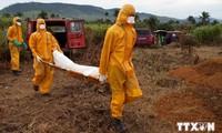 UN-Generalsekretär fordert 20 Mal mehr Ebola-Hilfe als bislang zugesagt