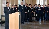 Deutsche Medien berichten über den Besuch des Premierministers Nguyen Tan Dung