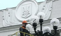 Ukraine vor der vorgezogenen Parlamentswahl