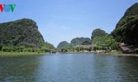 Ninh Binh: das alte Kaisergebiet